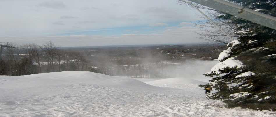 Glorious Snowmaking